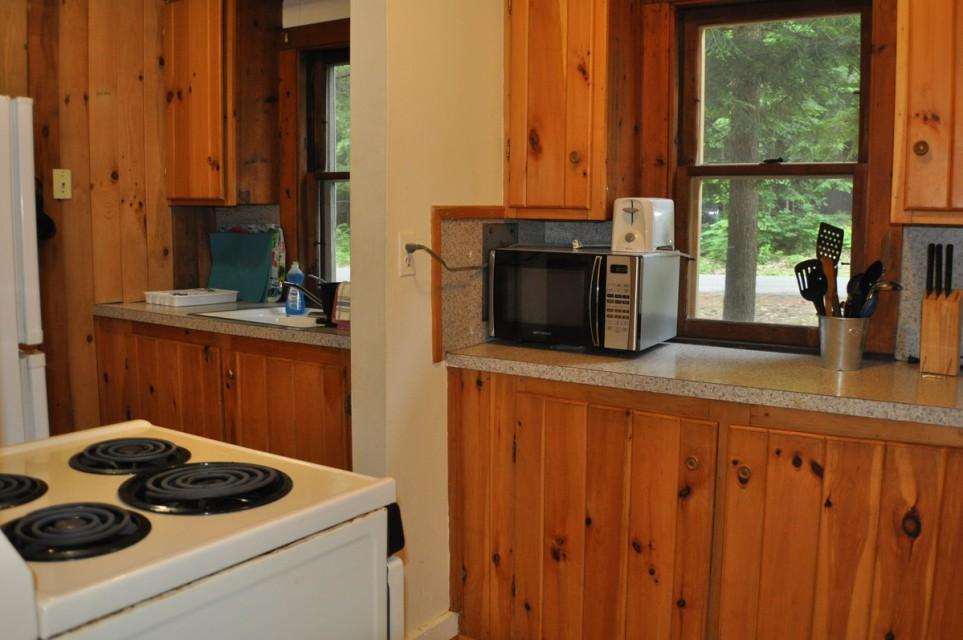 cottage 2&3 - kitchen