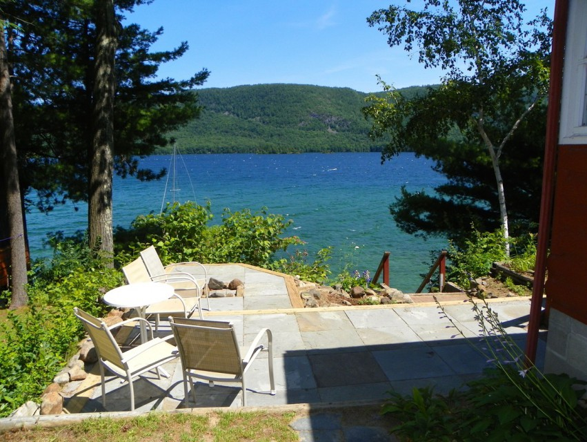 LAKEFRONT COTTAGE IN SILVER BAY, LAKE GEORGE, NY, Silver Bay