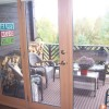 Our very nice deck with stunning views of Whiteface!