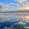 BEAUTIFUL LAKE ABANAKEE