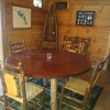 Awesome Adirondack table and chairs