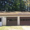 Clean and spacious 2 Car Garage built in the 1980s