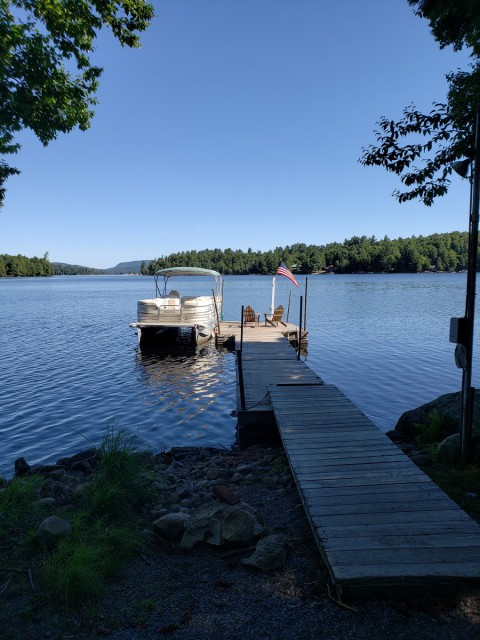 Main Dock for Lodge