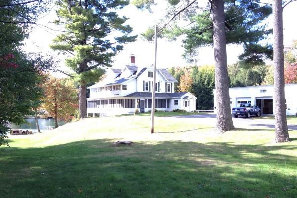 Historic Home Overlooking Star Lake NY
