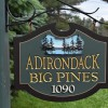 Adirondack Big Pines is bordered by 100 year old pines