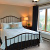 Master Queen Bedroom with Mountain View