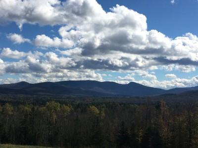 ADIRONDACK MOUNTAIN VIEW CHALET