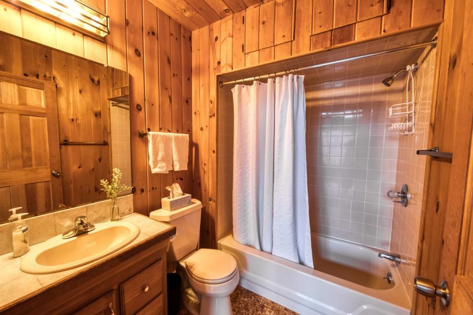 Full Bathroom Upper Level